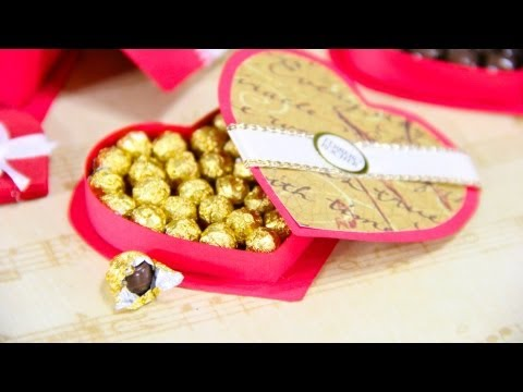 How to Make a Doll Box of Chocolates