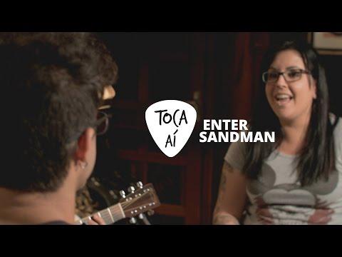 Enter Sandman - Metallica (toca Aí Julian Gray) video