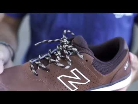 100 Kickflips In The New Balance PJ Stratford 533 Shoes