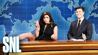 Weekend Update: Jeanine Pirro on Her Fox News Suspension - SNL