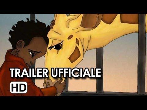 Le avventure di Zarafa – Giraffa giramondo Trailer Ufficiale