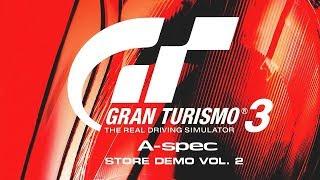 Gran Turismo 3: A-spec Store Demo Vol. 2 [PCPX-96609]