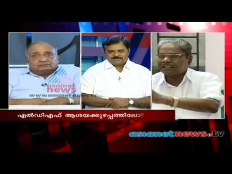 Kasturirangan report: center go the Kerala way - News Hour Part 2 10-3-2014