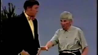 Moe Howard on The Mike Douglas Show. Part 4
