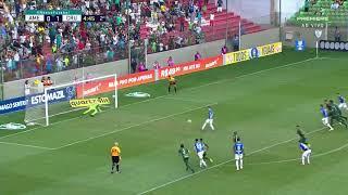 GOL DE THIAGO NEVES - Cruzeiro 2x0 América-MG - CAMPEONATO BRASILEIRO