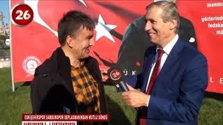 Samsunspor 0 - Eskişehirspor 4 Maç Önü ve Sonu Röportajları