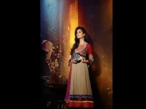 Lisa Haydon Anarkali Suits At Indiabazaaronline video