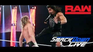 LIVE DAD & 8 Month Baby Daughter MOMENT WWE NEWS Roman Reigns SmackDown Live WWE NEWS Dolph Ziggler