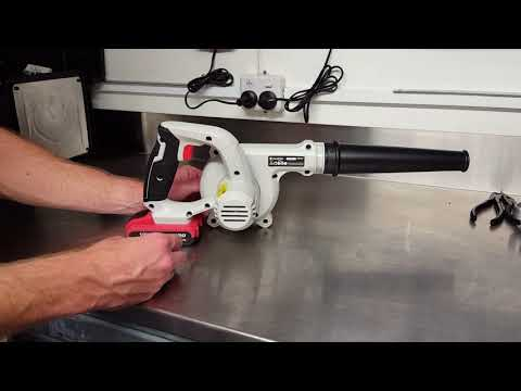 ToolPRO 18 Volt Cordless Workshop Blower Review