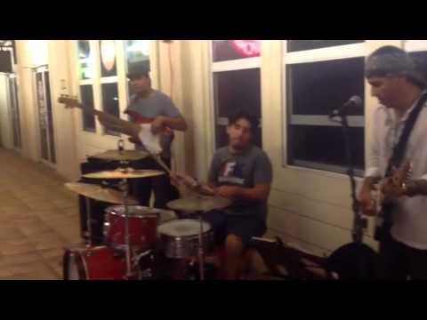 Little Wing Hendrix's by Ferro's Trio 9/25/14 CocoWalk