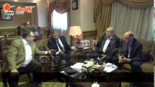 يقين | وزير الشباب يلتقي برؤساء اتحادات العاب الاوليمبية