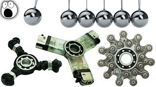 Top 10 Fidget Spinners and Fidget Desk Toys You can Easily Make