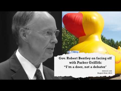 "Parker Griffith - ""Debate Duck"""