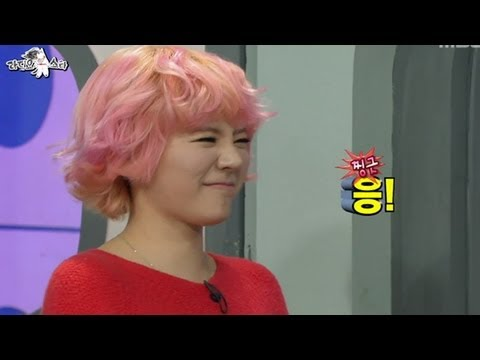 The Radio Star, Girls' Generation #09, 소녀시대 20130123