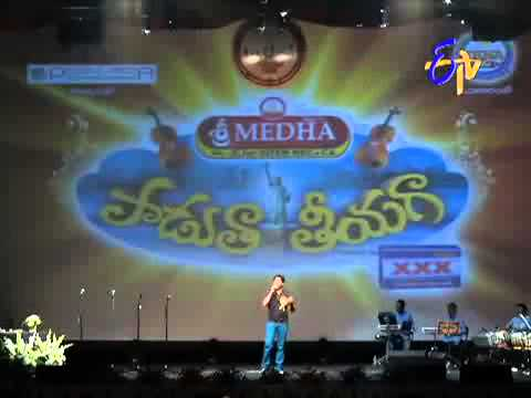 Padutha Theeyaga   12th August 2013  srikanth eduta nilichindi...