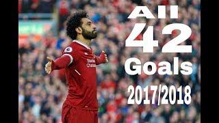 Mohamed Salah | Vua phá lưới Ngoại hạng - 42 bàn cho The Kop mùa 2017/2018