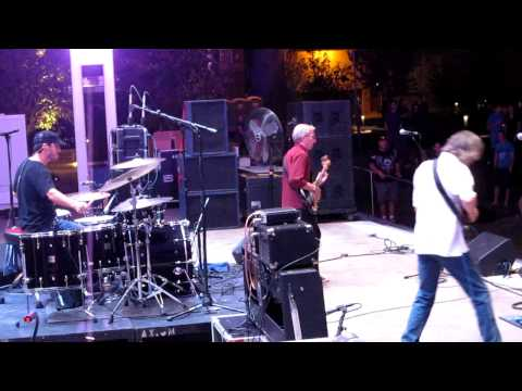 Sonny Landreth - video clip from stage right - Guthrie Green - Tulsa, OK - 9/8/12