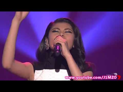 Marlisa Punzalan - Winner's Single - Stand By You - Grand Final - The X Factor Australia 2014 video