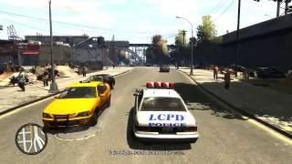GTA 4 Story #11 - Bị Ông trùm đòi nợ và bỏ nhà trốn sang thành phố khác   ND Gaming