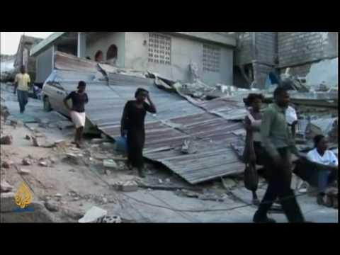 Inside Story - Has the world failed Haiti?