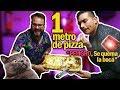UN METRO DE PIZZA Por Persona Se Quema La Boca Los Insaciables mp3