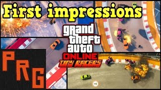 Tiny racers adversary mode - First impressions - GTA online