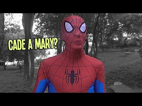EM BUSCA DA MARY JANE! #CANALHARESPONDE 25 Vídeos de zueiras e brincadeiras: zuera, video clips, brincadeiras, pegadinhas, lançamentos, vídeos, sustos