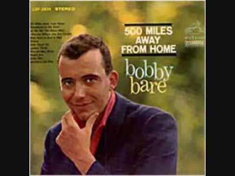 Bobby Bare - Dear Wastebasket