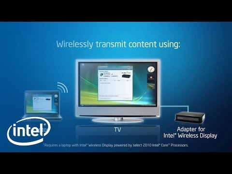 how to wirelessly connect laptop to smart tv