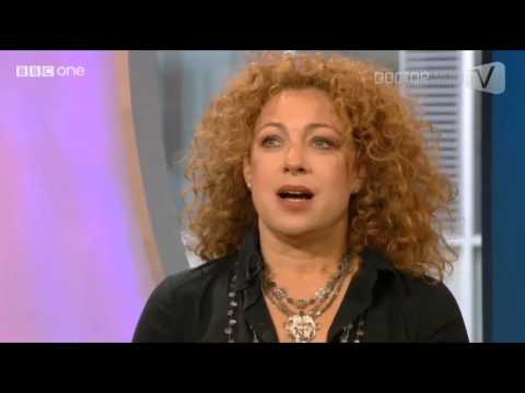 Alex Kingston on Matt Smith's Departure (One Show interview 5 June 2013)