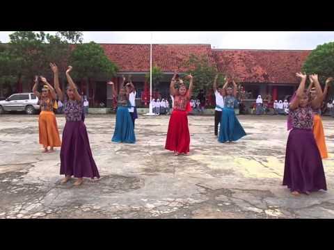 Tari Tradisional Mancanegara India video