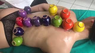 Cupping massage una novità da non perdere