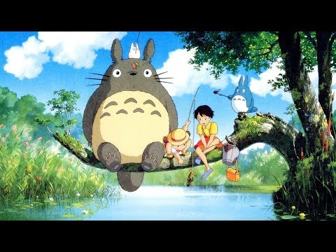 1 Hour Relaxing Studio Ghibli Music For Studying And Sleeping 【BGM】