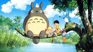 1 Hour Relaxing Studio Ghibli Music for Studying and Sleeping ?BGM?