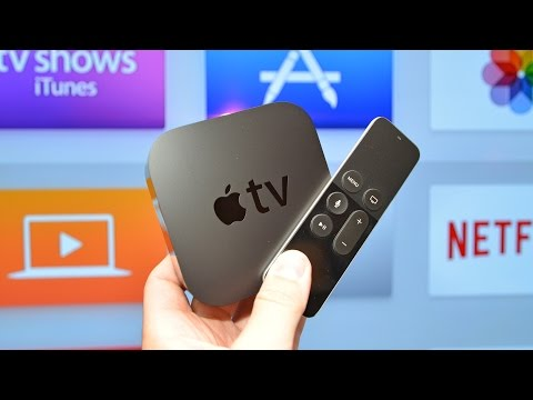 Apple TV (4th Gen): Unboxing & Review