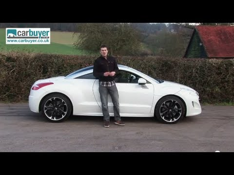 Peugeot RCZ review - CarBuyer