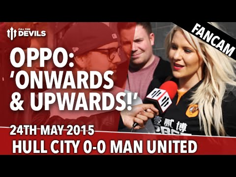 'Onwards and upwards!' | Hull City 0 - 0 Manchester United | OPPO Match Review