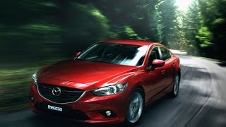 Mazda 6 Up Hill Drive trying to push the max