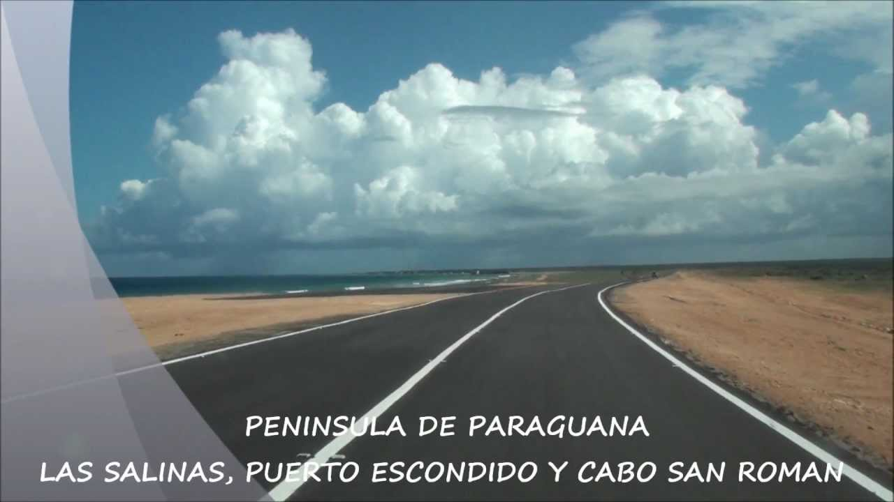 El cabo san roman peninsula de paraguana hd youtube - Cabo san roman ...