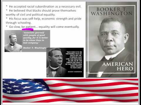 african studies dubois vs washington That same year, booker t washington was the first african american man to be invited to dinner the booker t washington papers on the history cooperative web site contains a complete set of this paper was developed by a student taking a philanthropic studies course taught at the center.