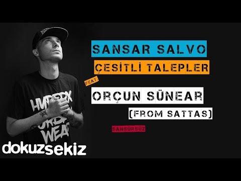 Sansar Salvo - Çeşitli Talepler (feat. Orcun Sunear) (Official Audio) (Sansürsüz)