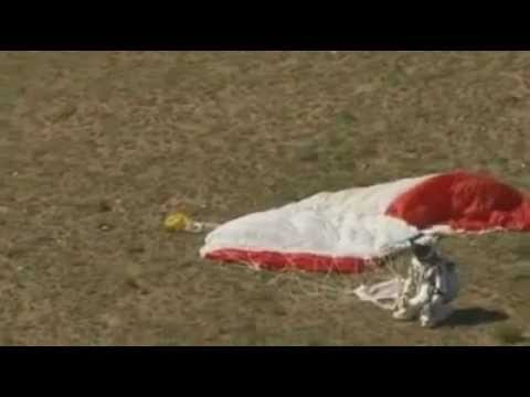 Full Video EXTREME Skydive: FELIX BAUMGARTNER JUMP from Edge of Space Oct.14, 2012