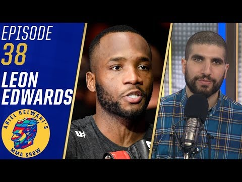 Leon Edwards: Fight with Jorge Masvidal 'has to happen' after incident | Ariel Helwani's MMA Show