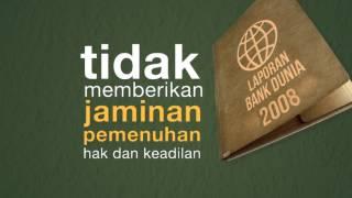 Masalah Penegakan Hukum di Indonesia