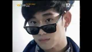 [TV Report] [5.3.2012] MNet Wide Entertainment News | Kim Soo Hyun