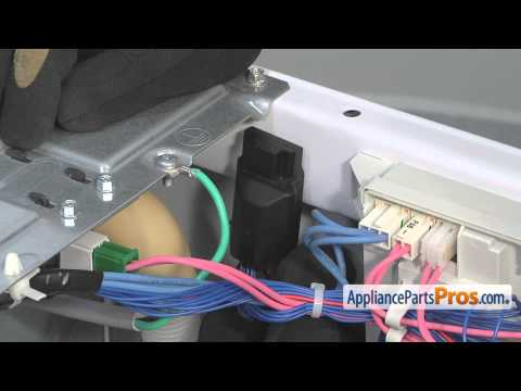 Washer water level switch part w10337780 how to replace how to save money and do it yourself - Roper washing machine water inlet valve ...