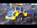 RC Trucks and Construction machines at construction zone Mini-Baustelle Alsfeld 2017 - part 4 thumbnail