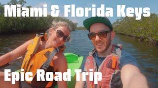 Best of Miami to Florida Keys EPIC ROAD TRIP!
