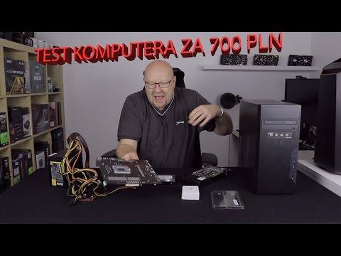 Test Komputera Za 740 Złotych  - Tanie Granie!