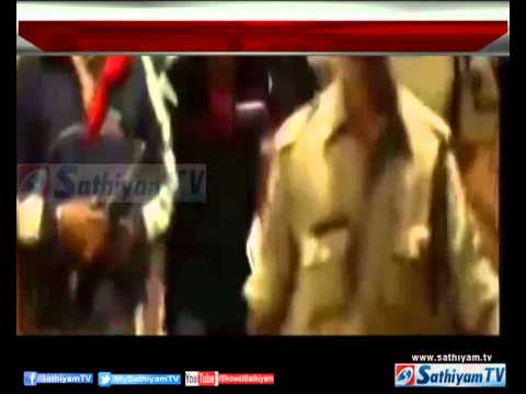 Abu salim shot by a fellow prisoner in Mumbai - Sathiyam tv News